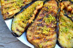 S vášní pro jídlo: Marinovaný lilek Eggplant, Zucchini, Spinach, Low Carb, Vegetables, Cooking, Food, Kitchen, Essen