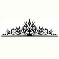 Baroque Headboard