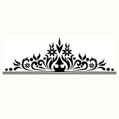 Baroque Headboard