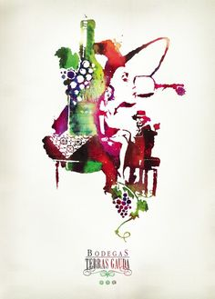 Wine poster by *Rammbolt on deviantART