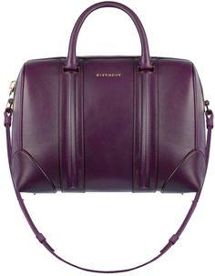 e40517ca6b Givenchy Lucrezia Aubergine Cross Body Bag. Get the trendiest Cross Body Bag  of the season