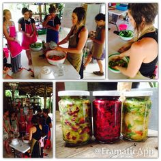 Ubud, Bali RTC. Fermenting workshop May 2015