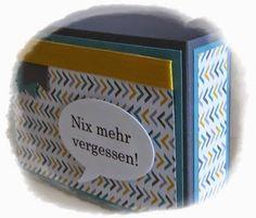 Anleitung für die Zettelbox ...