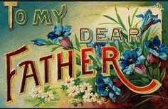 To the Dads. #HappyFathersDay from #GasLampAntiques #GasLampToo