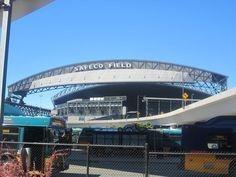Safeco Field, Seattle