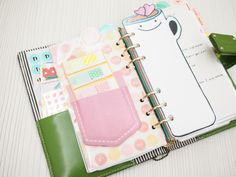MORE Pockets For Your Planner | Cocoa Daisy | Cocoa Daisy