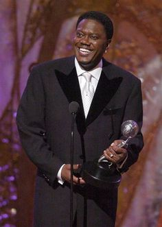 Bernie Mac. One of the great comedians. RIP...
