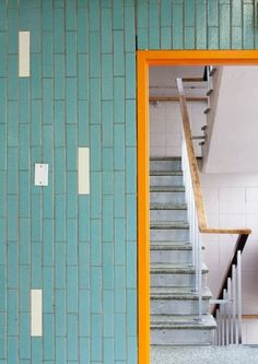 Tile Color Spotlight: Teal and Orange are a Dynamic Duo | Fireclay Tile