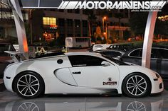Platinum Motorsports Bugatti Veyron
