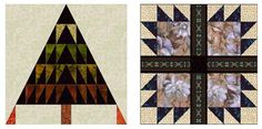 Quilter's design board has lots of free patterns!