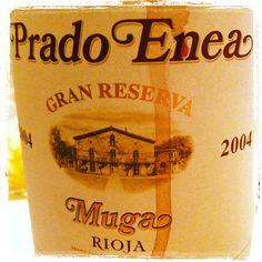 Prado Enea Gran Reserva 2004 - Muga Rioja