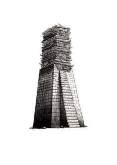 Gerhard van Wyk is an illustrator based in Pretoria and the head honcho of design studio Thispencil. Altar, Head Honcho, Gerhard, Illustrators, Skyscraper, Multi Story Building, Van, African, Design
