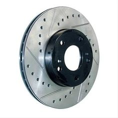 95d45fff92e97 Find StopTech Drilled and Slotted Cryo Brake Rotors 127.44084CL and get Free  Shipping on Orders