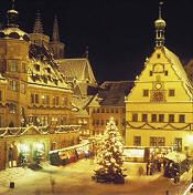 Christmas markets in Germany.