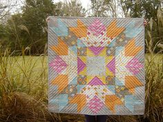 Cosmic Burst Quilted 1 | Flickr - Photo Sharing!