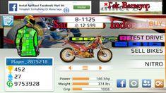 Game Motor, Bikes Games, Drag Bike, Drag Racing, Honda, Leo, Naruto, Game Engine