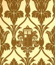 TARDIS in Sherlock wallpaper <3