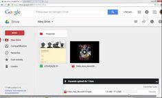 Como Compartilhar Arquivos no Google drive: