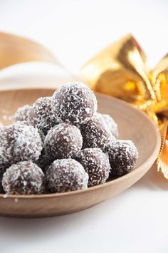 Gluten free rum balls easy recipes