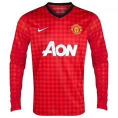 Manchester United Home Soccer Jersey Kit 2013 c62cc00e6