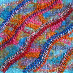 TAST Bonnet Stitch - final version | von Kay Susan