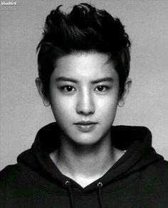 #chanyeol #exo He is a wolf, and i love him. Saranghaeyo~