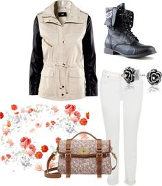 """""""outfit"""" by xhollyxchristine123 ❤ liked on Polyvore"""