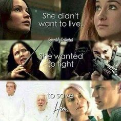 She didn't want to live She wanted to fight To save him