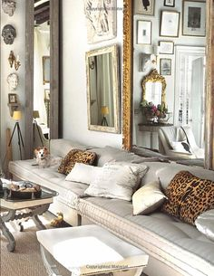 Home Interior Inspiration .Home Interior Inspiration My Living Room, Living Area, Living Spaces, Glamour Décor, Home Decoracion, Sweet Home, Deco Design, Home And Deco, French Decor