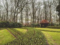 Hut #keukenhof #Netherlands #holland #Europe by gogenevieve