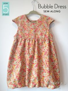 Oliver + S Bubble Dress sew-along2