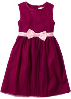 Bekijk nu:Prachtige jurk met aangezette rok van tule. De mooie strik is heel…