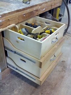 Tool Consolidation and Portability