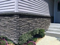Get the appearance of traditional stonework and masonry without the cost or weight of the real thing.
