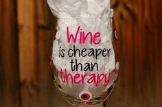 Wine is cheaper