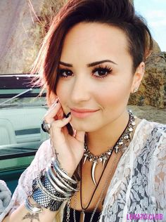 Demi Lovato Fan Club Exclusive Photos - http://oceanup.com/2014/07/14/demi-lovato-fan-club-exclusive-photos/