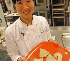 Joanne Chang shares her holiday cookie recipes – Boston Herald Bakery Recipes, Restaurant Recipes, Cooking Recipes, Flour Bakery, Bakery Cafe, Christmas Sweets, Christmas Baking, Christmas Cakes, No Flour Cookies