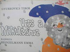 Marci fejlesztő és kreatív oldala: Vers a Mikuláshoz - letölthető gyerekkönyv