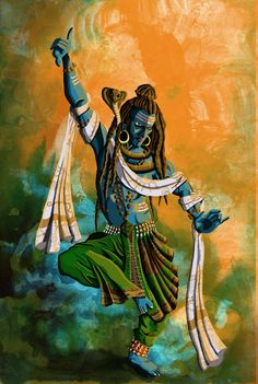In this illustration, I have tried depicting Shiva dancing for Parvati. The illustration was inspired from The Immortals of Meluha, a book written by Amish. Lord Shiva Sketch, Shiva Tandav, Rudra Shiva, Shiva Statue, Shiva Angry, Mythological Characters, Lord Shiva Painting, Shiva Wallpaper, Shiva Lord Wallpapers