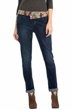 57D26A4_5053 Desigual Jeans Boyfriend Ethnic, Canada