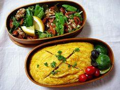 BENTO-omelette japonaise
