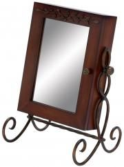 standing mirror with jewelry storage\ - Google Search