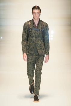 Gucci Spring / Summer 2014 men's