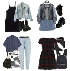Requested: outfits for an acoustic/laid back performance http://www.polyvore.com/untitled/set?id=154712037