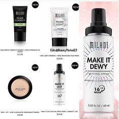 Make It Dewy Setting Spray Hydrate + Illuminate + Set by Milani #6