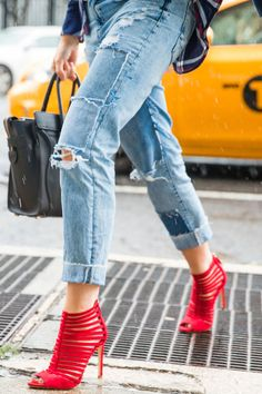 57 Amazing Street Style Accessories From New York Fashion Week  - Cosmopolitan.com