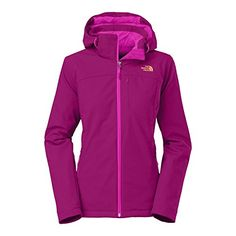 Ideal for active winter endeavors this breathable and weather-resistant TNF Apex Universal soft shell has PrimaLoft Silver Insulation Eco for added warmth where you need it the most....