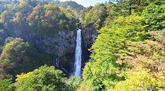 Nikko Travel: Kegon Waterfall (Kegon no taki)
