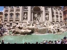 Virtual Travel, Virtual Tour, Places To Travel, Places To See, Best Treadmill Workout, Good Treadmills, Virtual Field Trips, Living In Italy, Trevi Fountain