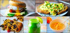 Healthy breakfasts (for people who hate breakfast) - NHS Choices Quick Healthy Breakfast, Health Breakfast, Breakfast Ideas, Brunch Ideas, Veggie Recipes, Great Recipes, Healthy Recipes, Healthy Meals, Delicious Recipes